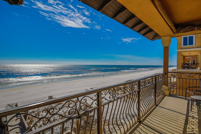 Beachside balcony - Bella Luna - Destin - rentals