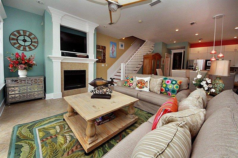 living area - DESTIN BEACH THERAPY - Miramar Beach - rentals