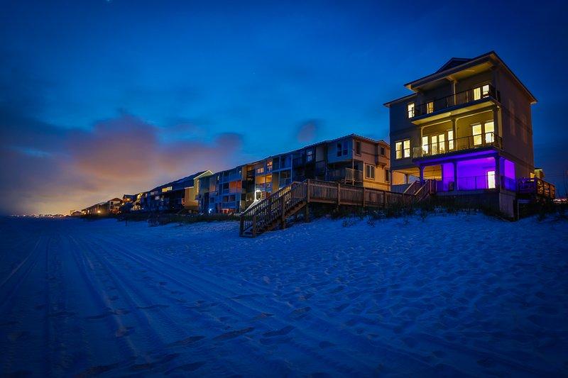View of Home from beach - Gulf Breeze - Miramar Beach - rentals