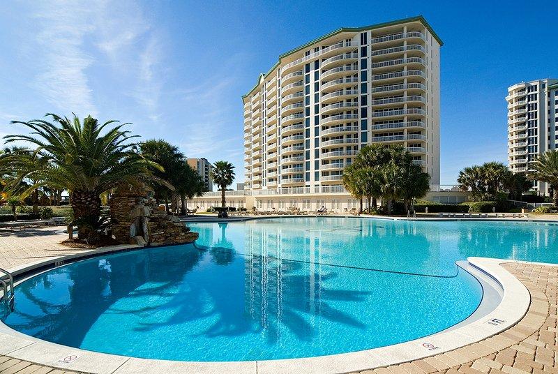 Pool - ST LUCIA 1006 - Destin - rentals