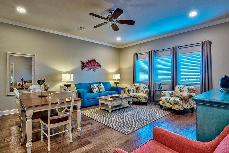 Living room view - ALERIO A403 - Miramar Beach - rentals
