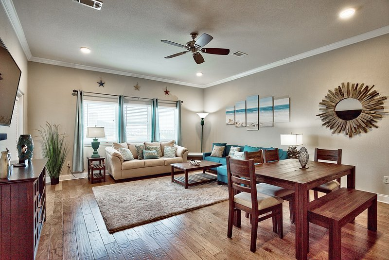 Living room view - ALERIO A404 - Miramar Beach - rentals