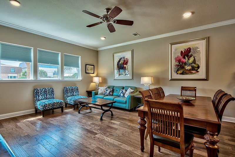 Living room view - ALERIO C203 - Miramar Beach - rentals