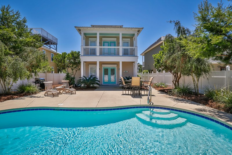 View From Pool - SHELL OF A GOOD TIME - Santa Rosa Beach - rentals