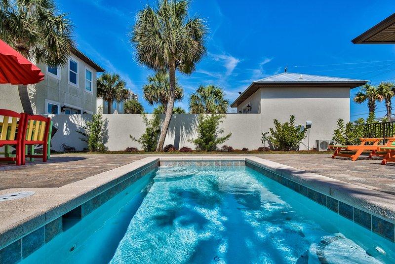 pool - VILLA DEL CARMEN - Miramar Beach - rentals