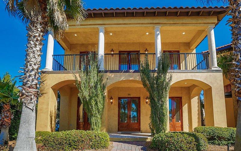 house front view - SUNSET AT MIRAMAR - Miramar Beach - rentals