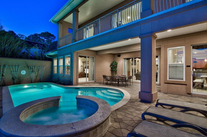 pool and house view - Destiny Tranquility - Destin - rentals