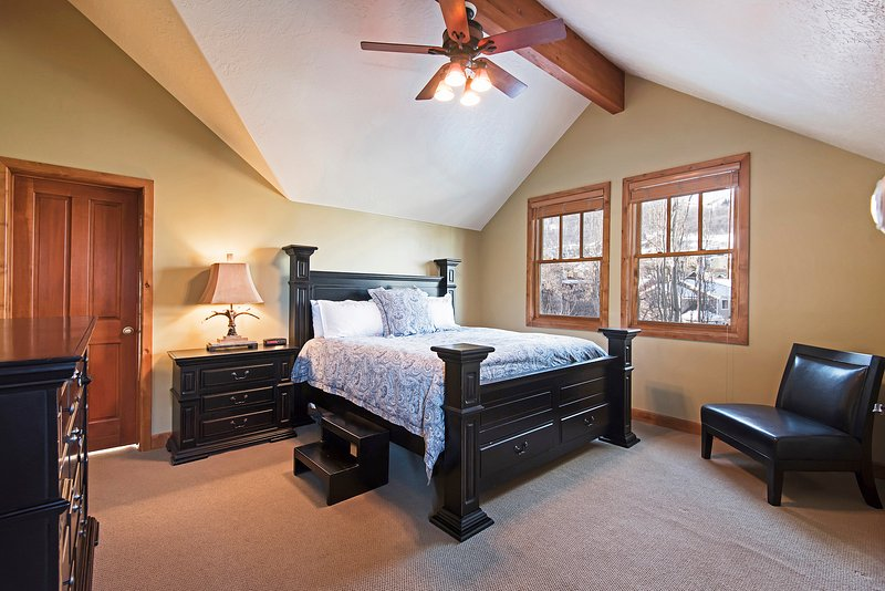 Park City Sullivan Manor- Master Suite with King bed - Park City Sullivan Manor - Park City - rentals