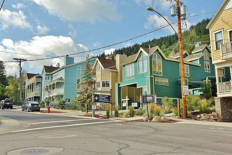 Motherlode Exterior -  Walk to Main Street, Town Lift - Park City Motherlode - Park City - rentals