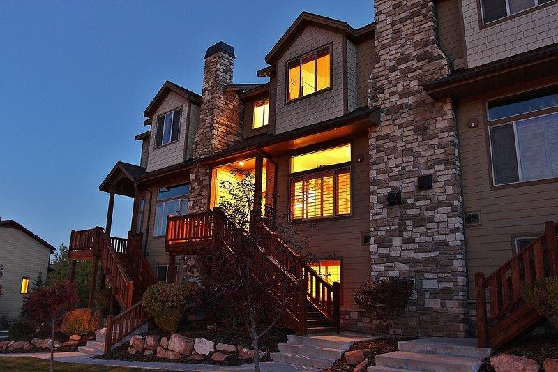 Front exterior of Park City Bear Village - Park City - Park City Bear Hollow Village - Park City - rentals