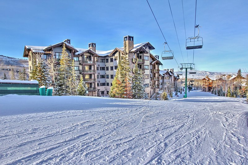 Deer Valley Arrowleaf - Deer Valley with true ski-in/ski-out access - Deer Valley Arrowleaf 310 - Park City - rentals