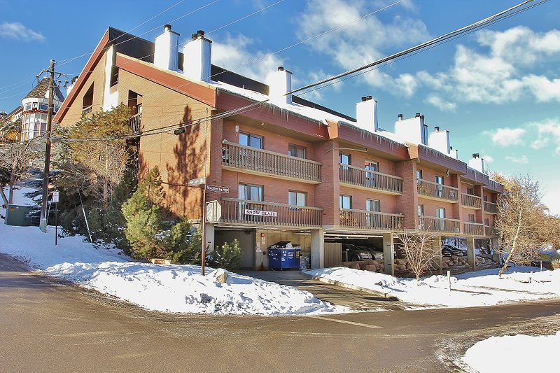 Exterior View at Snowblaze - Park City - Snowblaze 309 - Park City - rentals