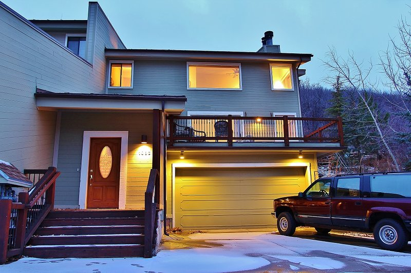 Park City Lowell Manor Exterior with private deck - Park City Lowell Manor - Park City - rentals