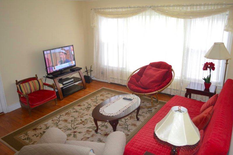 Furnished 2-Bedroom Apartment at W Belden Ave & N Newland Ave Chicago - Image 1 - Chicago - rentals