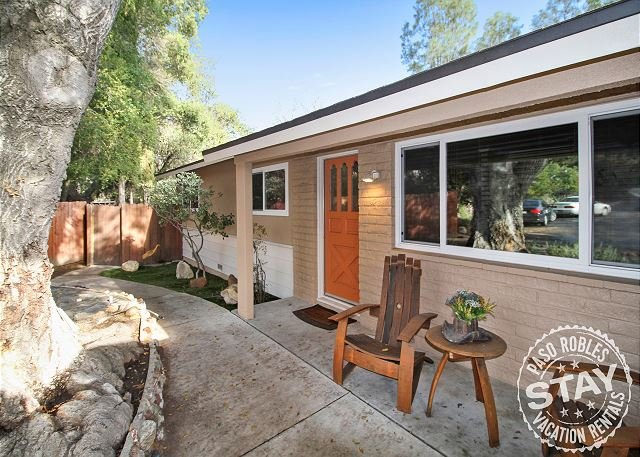 Woodland Patio Privacy in Heart of Paso Robles! - Image 1 - Paso Robles - rentals