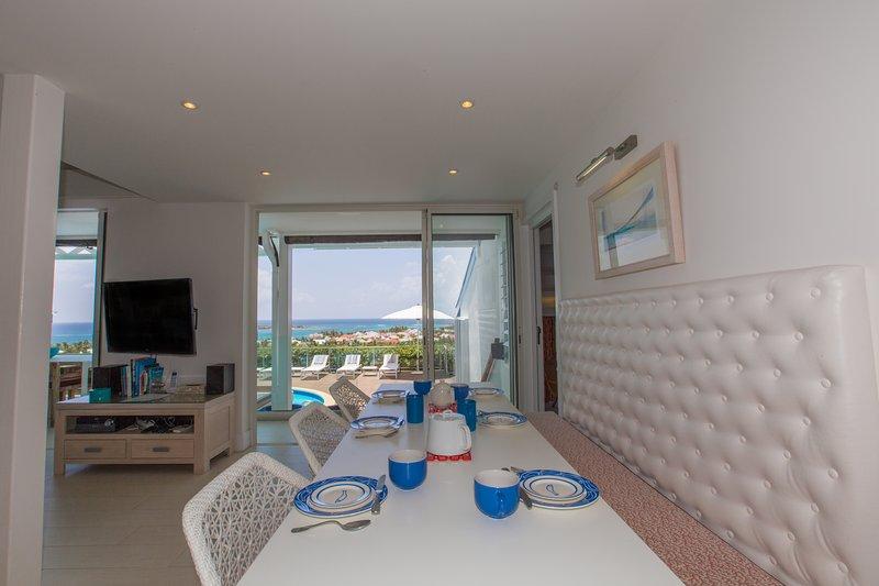 MANGO... 4BR vacation villa rental in Orient Bay, St. Martin 800 480 8555 - MANGO... 4 BR ... amazing views of Orient Bay await you...enjoy! - Orient Bay - rentals