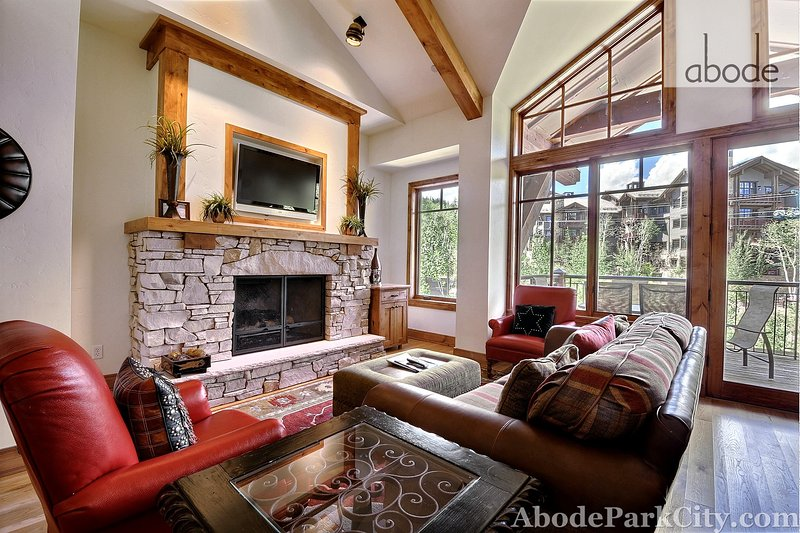 A wonderful upper Deer Valley home - Abode at Shooting Star - Park City - rentals