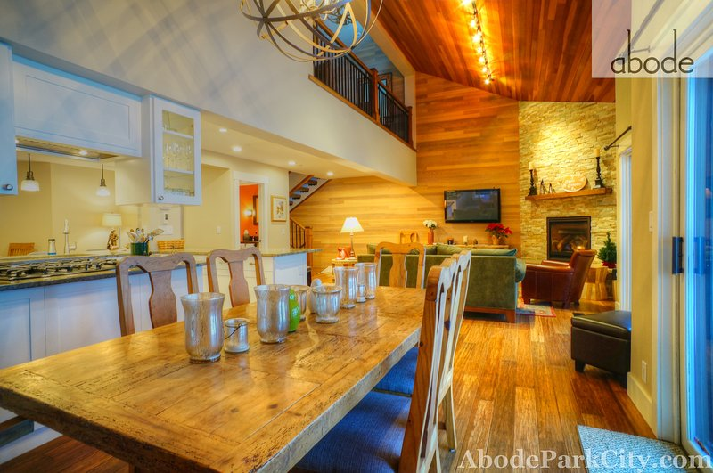 spacious open floor plan - Abode at Lower Deer Valley - Park City - rentals