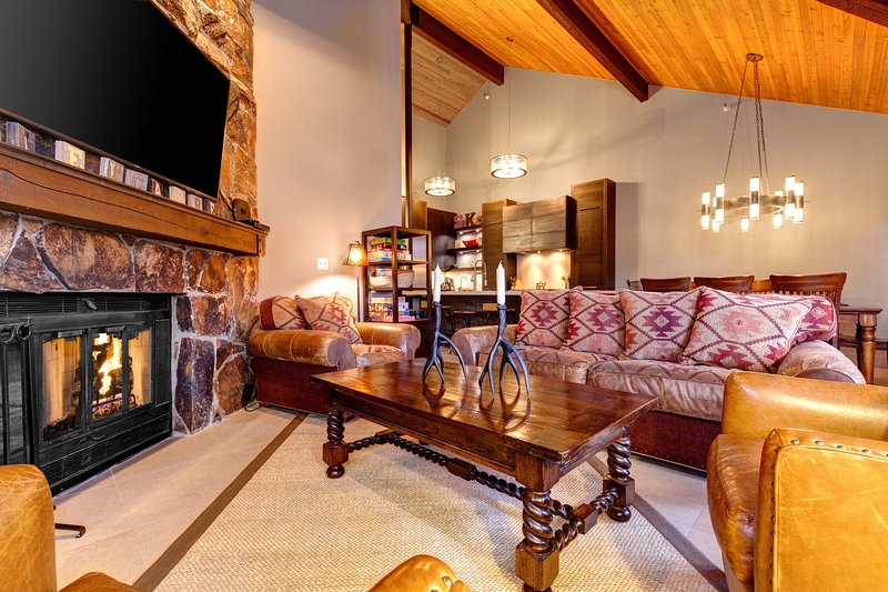 Large open floor plan - Abode at Ontario Lodge - Park City - rentals