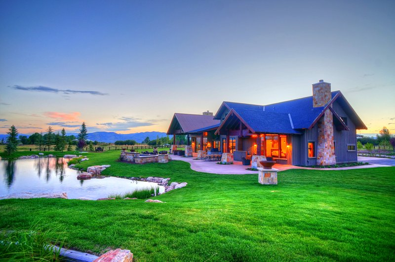 Abode Luxury Rentals- Premier property - Abode at Twilight Ranch - Kamas - rentals