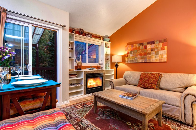 Great cozy condo in Old Town! - Abode at Resort Townhomes - Park City - rentals
