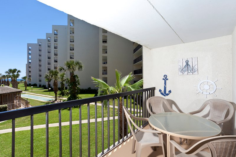 Poolside Views - SAIDA III  #202 - South Padre Island - rentals