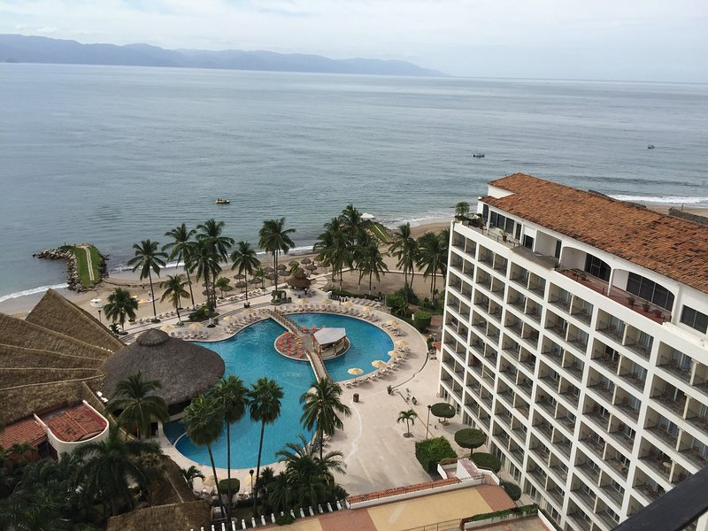 Awesome views to the ocean and pool - SRT1540 - Casa Josefina - Beachfront, Gorgeous Ocean Views - Puerto Vallarta - rentals