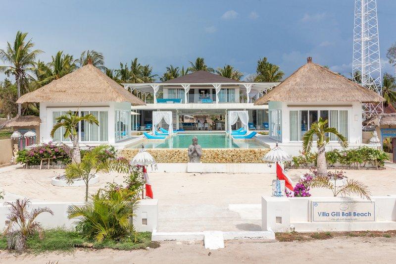 Villa-Gili-Bali-Beach: NEW VILLA in Gili Trawangan - Image 1 - Gili Trawangan - rentals