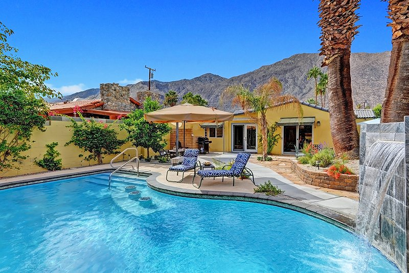 Palo Fierro Pool House - Image 1 - Palm Springs - rentals