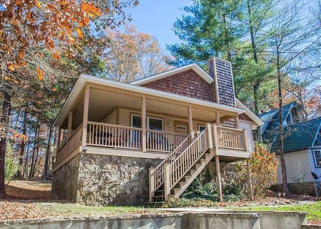 Sutton Haus - Image 1 - Black Mountain - rentals