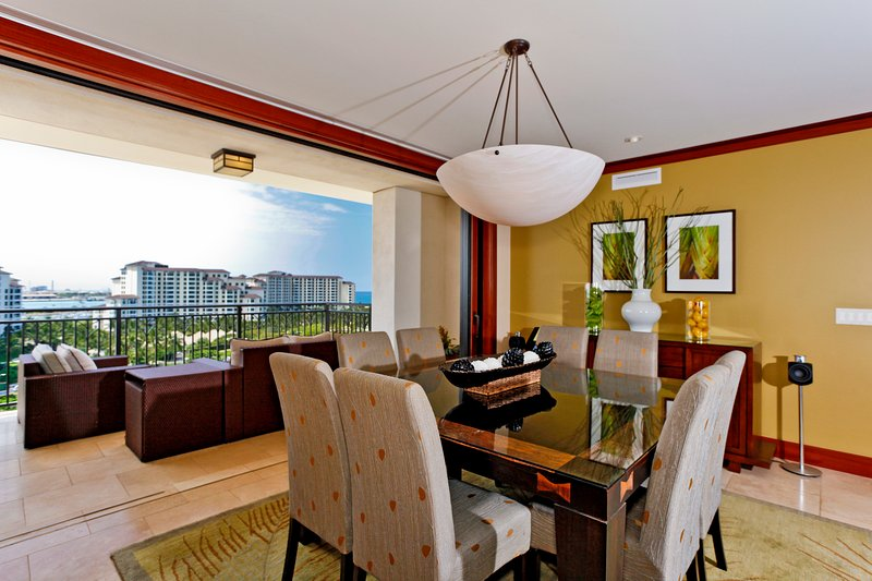 Dining Area with a View - Beach Villas OT-1121 - Kapolei - rentals
