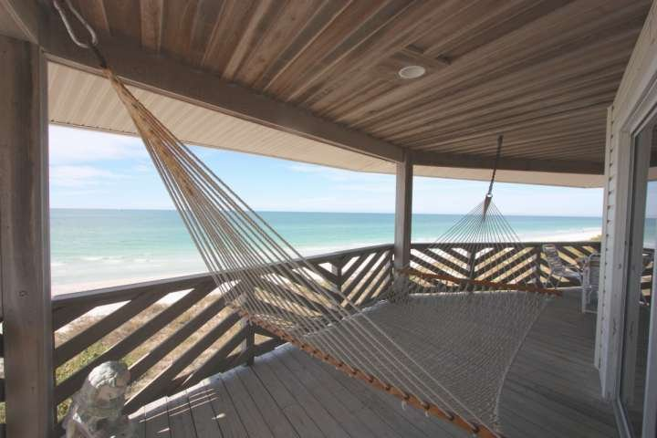 Huge wrap around balcony overlooking the Gulf of Mexico - Cypress-n-Sun   B-2 - Indian Rocks Beach - rentals