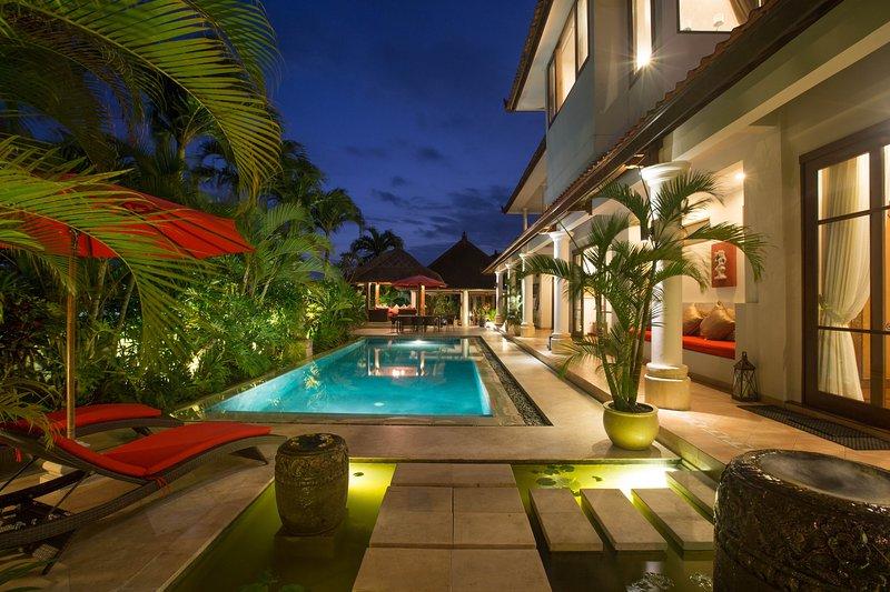 Villa Padi Entrance - Villa Padi,  Bali - Come and Indulge Yourself ! - Canggu - rentals