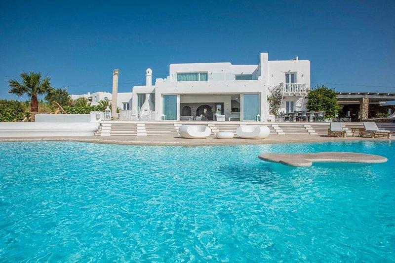 - Villa Allegria - Mykonos - Greece - rentals