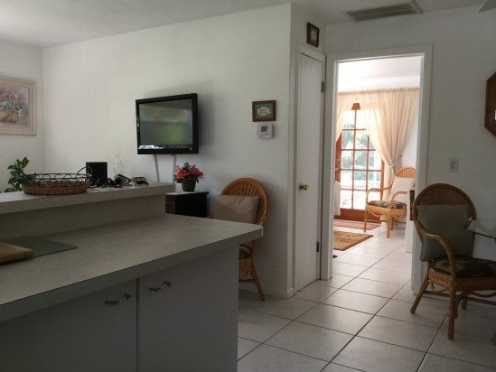 Kitchen into bedroom - Jan available Wiggins Pass near beach - Naples - rentals