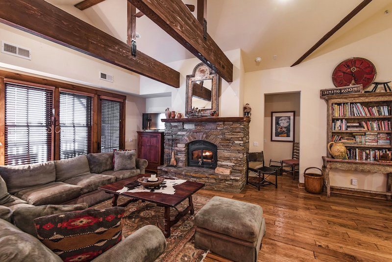 The Lodges #1204 - Image 1 - Mammoth Lakes - rentals