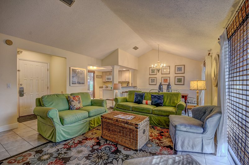 Welcome to our newly redecorated villa located in the quiet, family-friendly community of Linkside in Sandestin. - Linkside Village 484 Sandestin - Sandestin - rentals