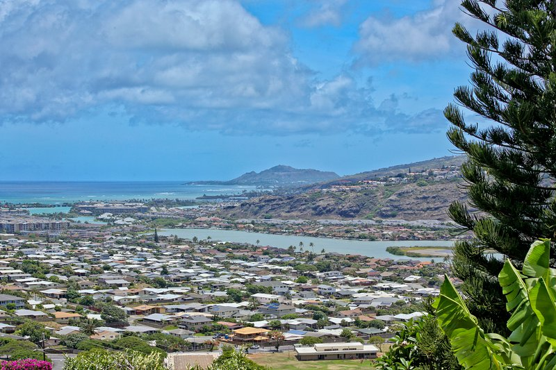 Views, views, views!!! - Maile Lani - Honolulu - rentals