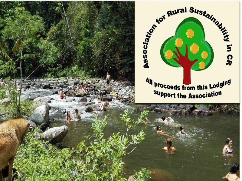 Near Monteverde La Granja - Riverside Farmhouse - Image 1 - Monteverde - rentals