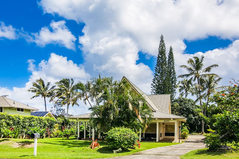 Iki Nui Hale - Image 1 - Princeville - rentals
