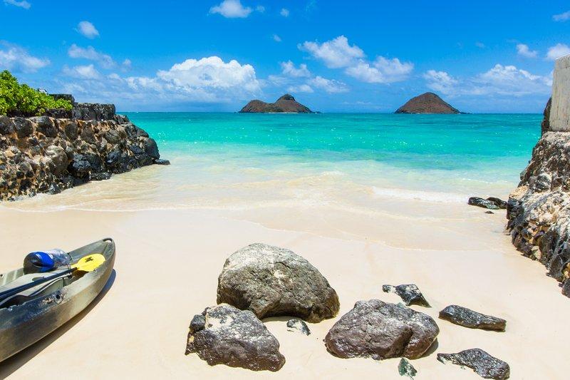 Lanikai Beach - Lanikai Cottage - Kailua - rentals