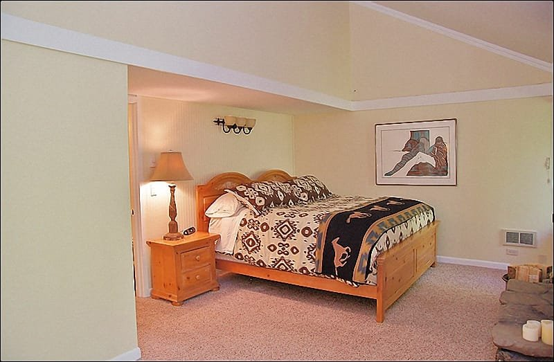 Large Master - King, En-Suite Bath, Fireplace, Private Balcony - Recently Upgraded - High End Finishes in Every Room (6955) - Jackson - rentals