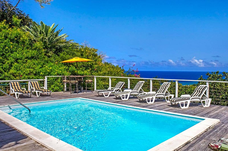Dragonfly, Sleeps 8 - Image 1 - Christiansted - rentals