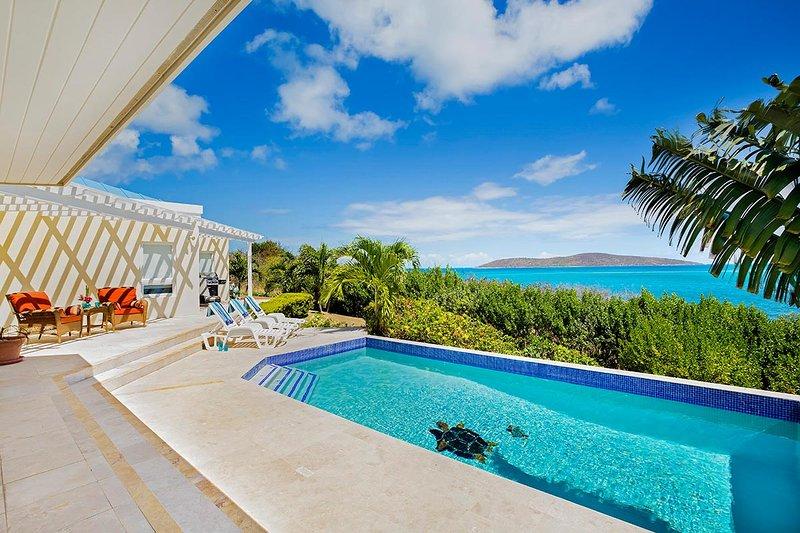 Solitude House, Sleeps 8 - Image 1 - Christiansted - rentals