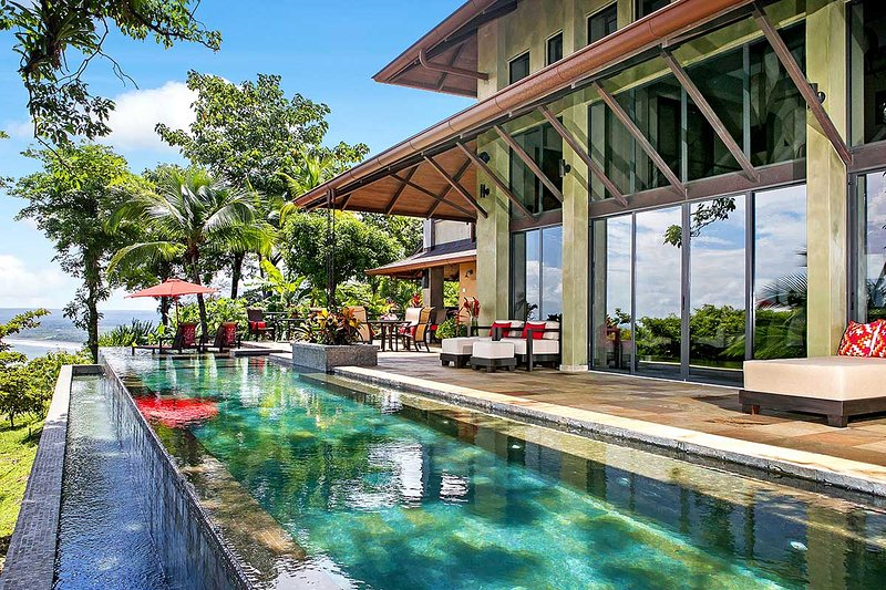 Villa Paraiso, Sleeps 10 - Image 1 - Manuel Antonio - rentals