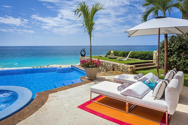 Beachfront Villa 321, Sleeps 8 - Image 1 - San Jose Del Cabo - rentals