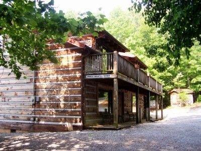 Lodge Exterior - Lodge - Townsend - rentals