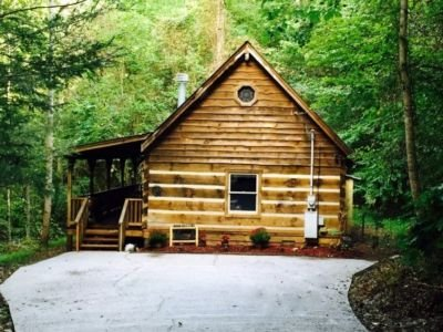 BB Exterior - NOT AFFECTED BY WILDFIRES - Bear Bottoms - Townsend - rentals
