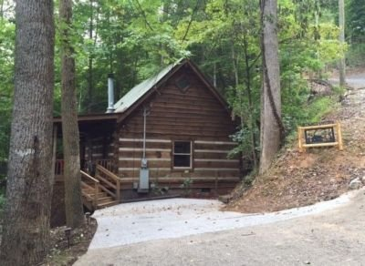 1MAExterior - Mountain Adventure - Townsend - rentals