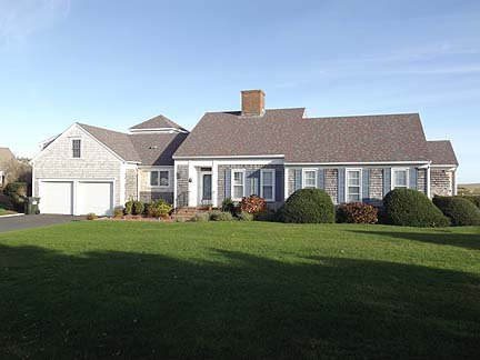 Front of House - Chatham  Cape Cod Waterfront Vacation Rental (10354) - Chatham - rentals